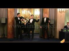 ALMA PROJECT - Three Tenors - O' Sole Mio - YouTube