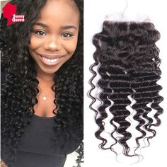 64.60$  Watch here - http://alitl3.worldwells.pw/go.php?t=32560899160 - 5x5 Peruvian Lace Closure Human Hair Lace Closure 8A Peruvian Deep Wave Virgin Hair Bleached Knots Closure Rosa Hair Products 64.60$
