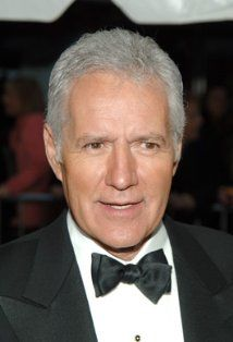 Alex Trebek - 71 and aged well.