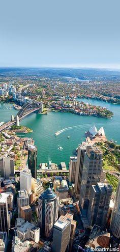 Sydney Harbour, Sydney, Australia