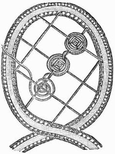 Point D'Angleterre from the Project Gutenberg eBook on The Art of Modern Lace Making: http://www.gutenberg.org/files/22325/22325-h/22325-h.htm#Lace-Making
