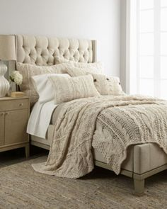 Amity Home Micah Cable-Knit Bed Linens... Woop woop