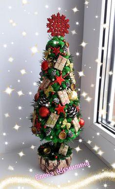 3d Christmas Tree, Christmas Decorations, Holiday Decor, Nouvel An, Ideas, Home Decor, Christmas Ornaments, Winter, Decoration Home