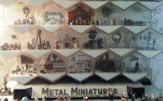 ~ METAL MINIATURES ~ 1000 Cent