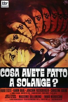Cosa Avete Fatto A Solange? (What Have You Done To Solange?, 1972)