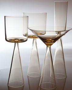 j.l. coquet pythagore crystal glassware