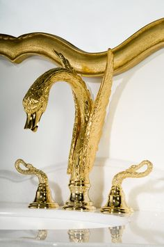 LATER - FOR WET BAR. Swan Faucet, made in Spain for International American Companies ...