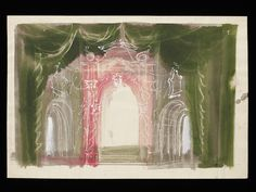 Set design | Piper, John | V&A Search the Collections