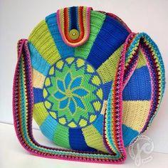 Uitgeschreven patroon bargello sjaal | jellina-creations - blog | Bloglovin