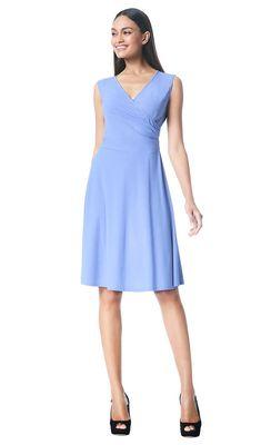 Josephine - lavender - Jersey lycra dress | LaDress