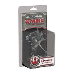 Star Wars X-Wing Game B-Wing Expansion Pack - Fantasy Flight Games - Star Wars - Games at Entertainment Earth