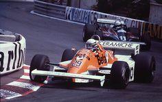 1981 Arrows A3 - Ford (Riccardo Patrese)