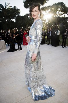 Katy Perry, Leonardo DiCaprio and All the Models at the amfAR Gala - -Wmag