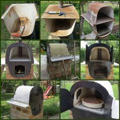 From old tub to outdoor oven. From old tub to outdoor oven. From old tub to outdoor oven. From old tub to outdoor oven. Build A Pizza Oven, Pizza Oven Kits, Pizza Oven Outdoor, Outdoor Cooking, Brick Oven Outdoor, Pizza Ovens, Design Grill, Parrilla Exterior, Oven Diy