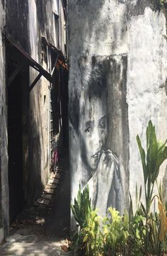 Georgetown is the capital city of the Malaysian state Penang. It is located at the tip of Penang Island and famous for the Georgetown street art. Georgetown Malaysia, Street Art, Explore, Landscape, Nature, Painting, Naturaleza, Painting Art, Paintings