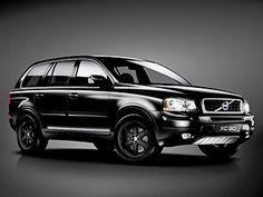 VolvoXC90 Black Edition