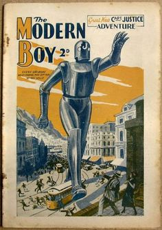 Old School Science Fiction