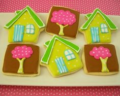 House Cookies by Janny Dangerous