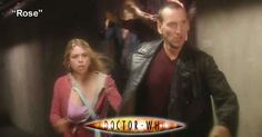 Doctor Who Online: Doctor Who 157: Rose
