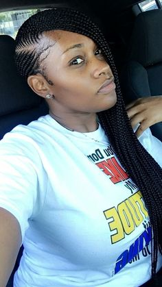 Lemonade braids hairstyles are known by many other names together. Take these cornrow lemonade braid hairstyles from African cornrow styles. Lemonade Braids Hairstyles, African Braids Hairstyles, Braided Hairstyles, Hairstyles 2018, Black Girl Braids, Braids For Short Hair, Girls Braids, Top Braid, Weave Braid