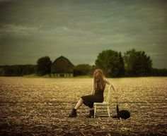 Patty Maher - follow link to see a whole bunch of her photos. Some are beautiful, some are eerie, some are just cool!