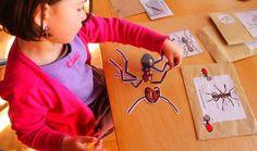 puzzle zoologie maison  Premier samedi de mars » croquelavieenrose.fr - La petite vie en rose d'Anouk, Maïa et Azia.