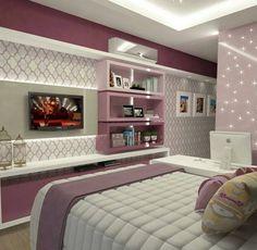 45 creative diy farmhouse home decor ideas and inspirations Bedroom Decor, Girl Bedroom Designs, Room, Dream Rooms, Room Design, Home Decor, Dream Bedroom, Home N Decor, Home Bedroom