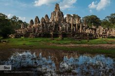 The Angkor Collection #3 by peterstewartphotography. Please Like http://fb.me/go4photos and Follow @go4fotos Thank You. :-)