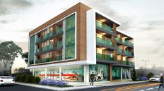 #mimarlık #mimari #dış #cephe #tasarım #3d #building #design #facade #architecture #architectural #konut #residential #housing #apartment #modern