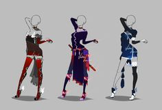 Outfit design - 227 - 229 - open by LotusLuminoG | Outfit design - 227 - 229 - open by LotusLumino on DeviantArt