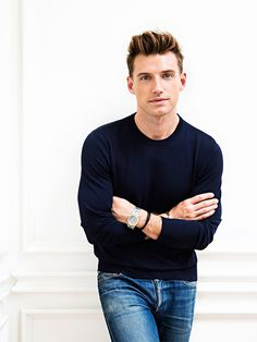 Jeremiah Brent Gave My Desk a Major Makeover—This Is What Happened via @MyDomaine