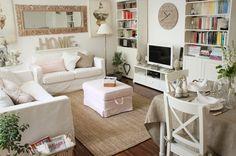 50 Desain Interior Ruang Tamu Minimalis, Modern, dan Klasik Warna Cat Putih   Desainrumahnya.com