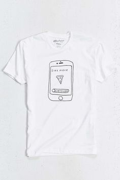 Valley Cruise Press X Katy Kosman Side Piece Tee - Urban Outfitters