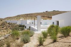 Ktima House in Antiparos by Camilo Rebelo + Susana Martins - The Greek Foundation