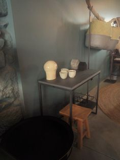 #mercadoloftstore #mls #umseisum #decor #decoração #inspire #inspiração #inteiror #mood #materials #textures #banco #stool #carvalho #oak #valchromat #art #handmade #sculpture #bramica #ceramica