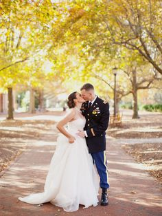 military wedding, my dream!