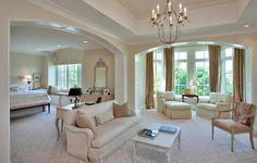 winsome luxury master bedroom by edgemoor custom builders transitional