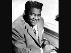 I WANT TO WALK YOU  HOME ♫ -  FATS DOMINO