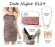 Fun date night outfit for under one hundred and thirty!