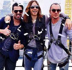 30 Seconds To Mars members