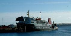 MV Hebridean Isles at Scrabster - Caledonian MacBrayne - Wikipedia, the free encyclopedia