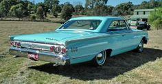 1963 Mercury Marauder Edsel Ford, Ford Fairlane, Classic Ford Trucks, Classic Cars, Vintage Cars, Antique Cars, Mercury Marauder, Ford Lincoln Mercury, Ford Motor Company