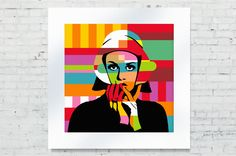 Twiggy Pop Art | All rights reserved | www.lobopopart.com.br