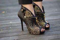 Mc Queen boots