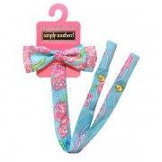Simply Southern Bow Retainer/Croakies for Glasses Roses