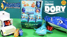 New Finding Dory Disney,Pixar Case, Box Mashems Unboxing - WD Toys