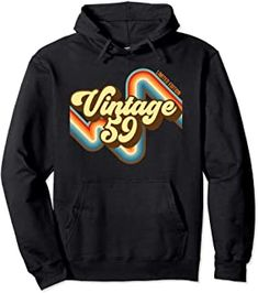 60th Birthday Vintage 59 limited edition born in 1949 Pullover Hoodie