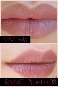 Mac Twig, Rimmel 08