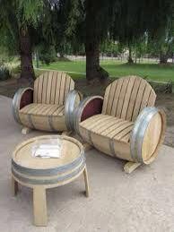 Regenton stoel