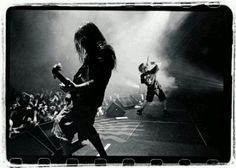 Mark Morton and Randy Blythe in the background :D